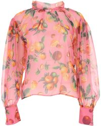 MSGM - Camisa de Mujer - Lyst