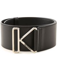 Karl Lagerfeld Belt For Women - Black