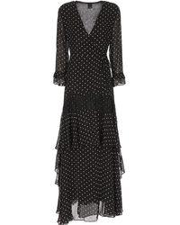 Pinko Vestido de Mujer - Negro