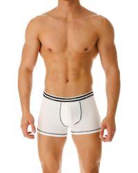 Dolce & Gabbana Calzoncillo Boxer para Hombre - Blanco