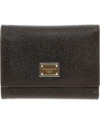 Dolce & Gabbana - Womens Wallets - Lyst