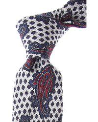 Fefe Cravates Pas cher en Soldes - Gris