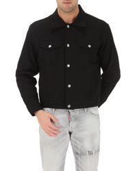 Nicopanda Jacket For Men On Sale - Black