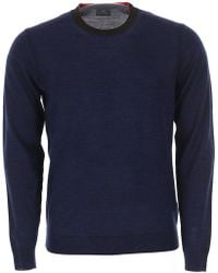 Paul Smith - Sweater For Men Jumper On Sale - Lyst
