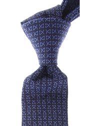 Leonard Ties - Blue