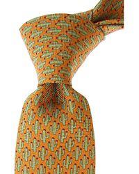 Fefe Cravates Pas cher en Soldes - Orange