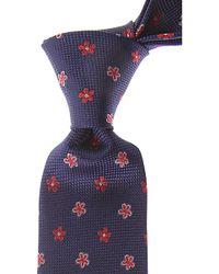 Versace Corbatas Baratos en Rebajas - Azul