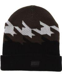 Emporio Armani - Sombrero de Hombre - Lyst