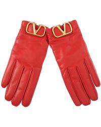 Valentino Womens Accessories - Red