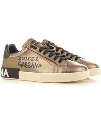 Dolce & Gabbana Sneaker für Herren - Mehrfarbig