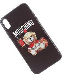 Moschino IPhone Cases - Noir