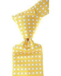 Kiton Ties - Yellow