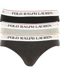 Ralph Lauren Calzoncillos para Hombre Baratos en Rebajas - Negro