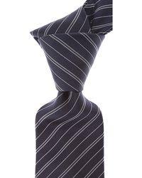 Dior Cravates Pas cher en Soldes - Noir