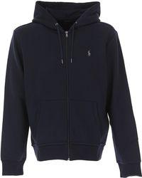 Ralph Lauren Sweatshirt für Herren - Blau