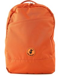 Save The Duck Backpack For Women On Sale - Orange