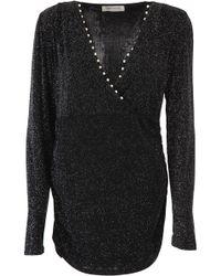 Angelo Marani - Sweater For Women Jumper On Sale - Lyst