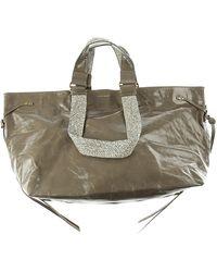 Isabel Marant Top Handle Handbag - Multicolor