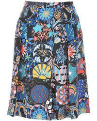 Paul Smith - Skirt For Women On Sale - Lyst