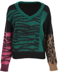 Essentiel Antwerp Sweater For Women Sweater - Green