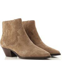 Ash - Falcon Boots - Lyst