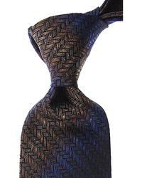 Missoni Krawatten Günstig im Sale - Blau