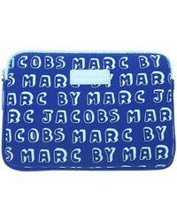 Marc Jacobs IPad Mini Pas cher en Soldes - Bleu