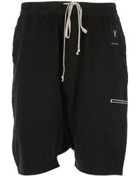 Rick Owens Drkshdw Pants For Men On Sale In Outlet - Black