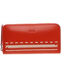 Tod's - Wallets For Women - Lyst