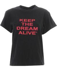 Zadig & Voltaire T-Shirt Donna - Nero