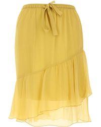 Chloé - Skirt For Women On Sale - Lyst