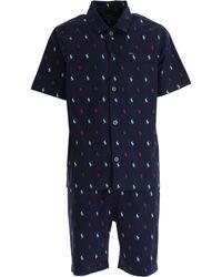 Ralph Lauren Pajama For Men - Blue