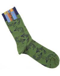 Gallo Socks For Men - Green