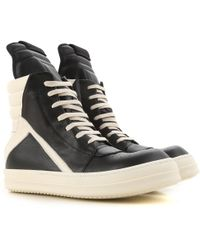 Rick Owens Sneaker Uomo In Saldo