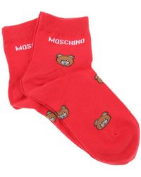 Moschino Womens Accessories - Red
