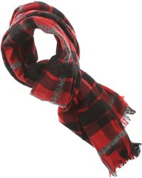 DSquared² Scarf For Men On Sale In Outlet - Red