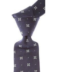Valentino Ties On Sale - Blue