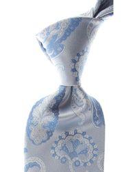 Stefano Ricci Cravates Pas cher en Soldes - Bleu