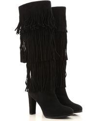 Stuart Weitzman Zapatos de Mujer Baratos en Rebajas Outlet - Negro