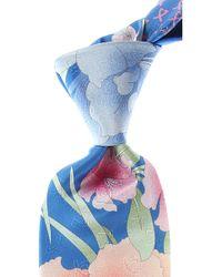 Leonard Corbatas Baratos en Rebajas - Azul