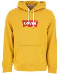 Levi's - Logo Hoodie - Lyst