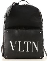 Valentino - Rucksack für Herren Günstig im Sale - Lyst