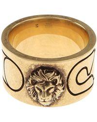 Versace - Ring For Men - Lyst
