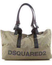 DSquared² - Weekender Duffel Bag For Men On Sale - Lyst
