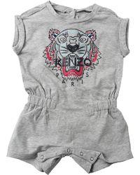 KENZO - Baby Bodysuits & Onesies For Girls On Sale - Lyst