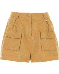 Patrizia Pepe - Shorts para Mujer - Lyst
