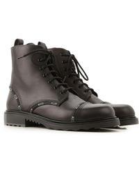 Valentino Garavani Mens Shoes - Black