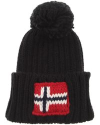 Napapijri - Hat For Women - Lyst