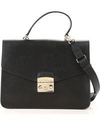 Furla Handbags - Black