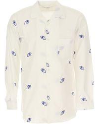 Comme des Garçons Shirt For Men - White